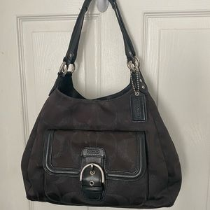 Campbell Metallic Mid-night Signature hobo